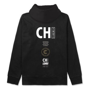 Image of 18 True Chicago Leaders x GRPFLY Champion Hoodie