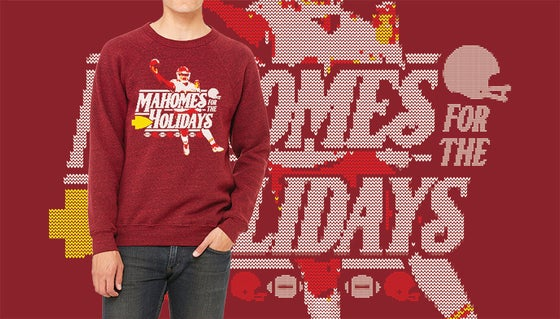 Image of NEW: Mahomes for the Holidays