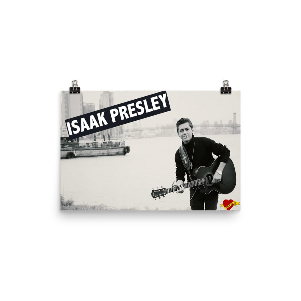 Image of Isaak Presley Poster Collection