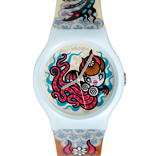 Image of Junko Mizuno Cirrina Watch