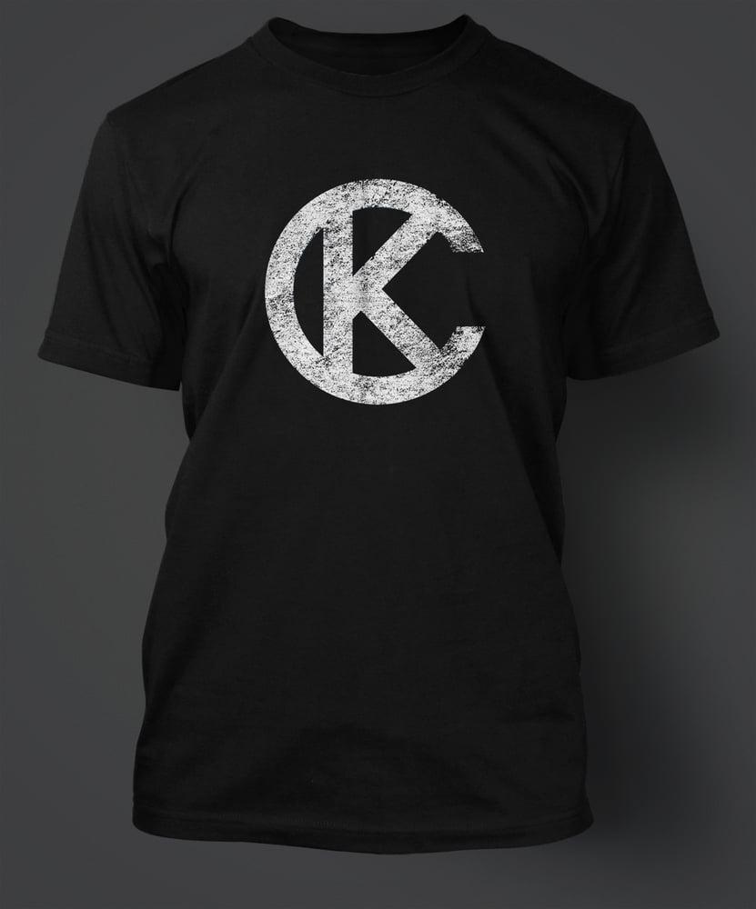 Image of Loyalty KC Black Logo Shirt