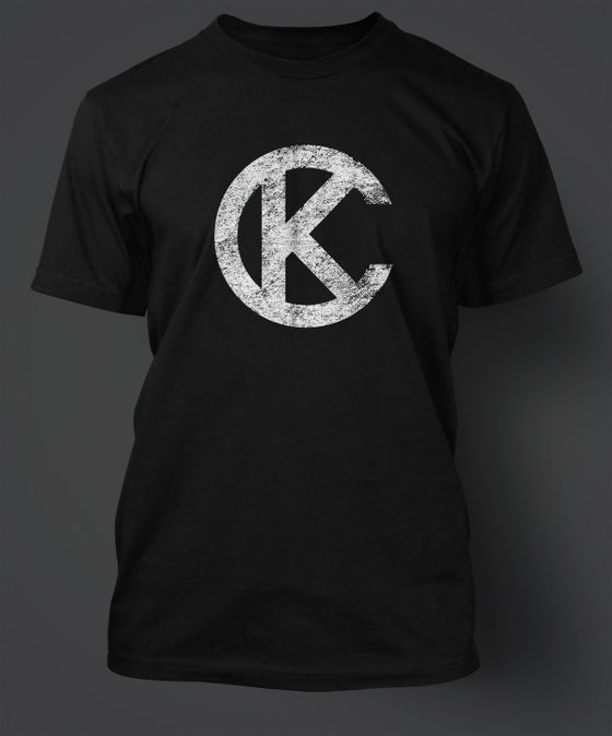 Image of Loyalty KC Black Logo Shirt