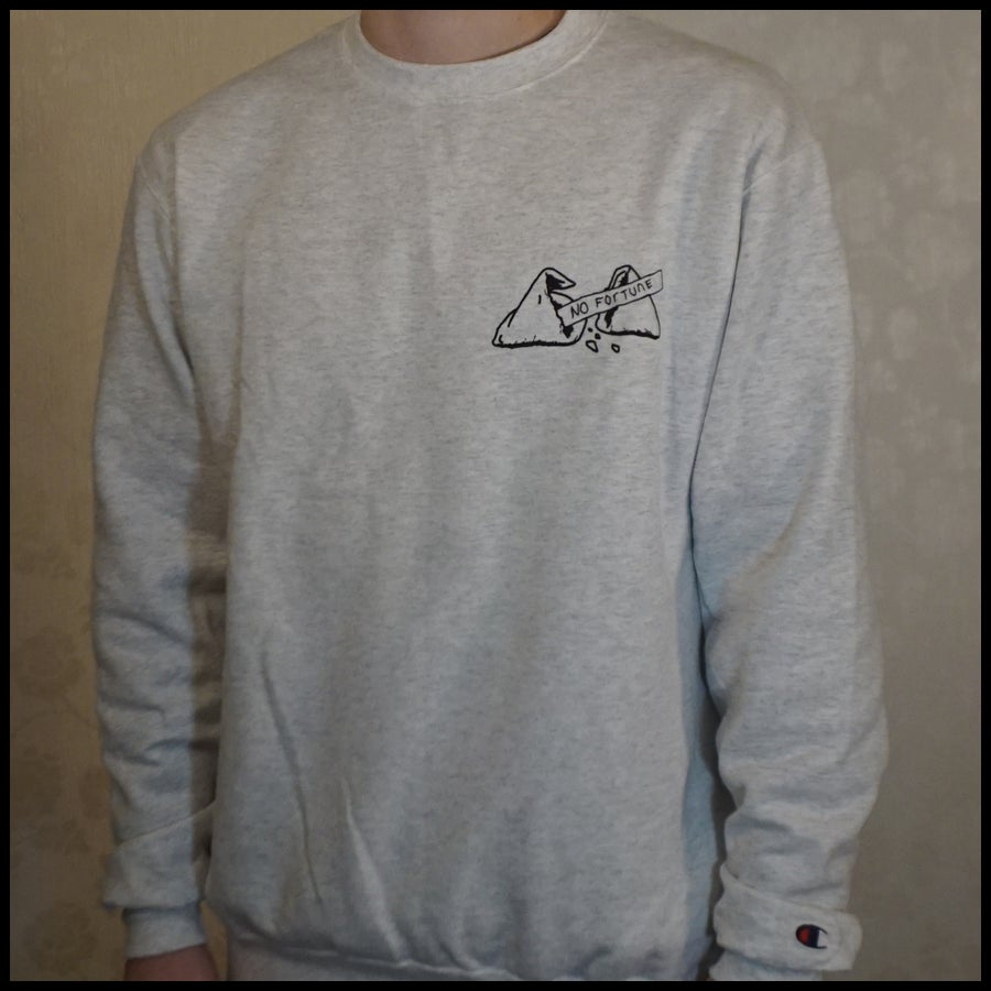 Image of FORTUNE COOKIE Champion Crewneck Sweatshirt