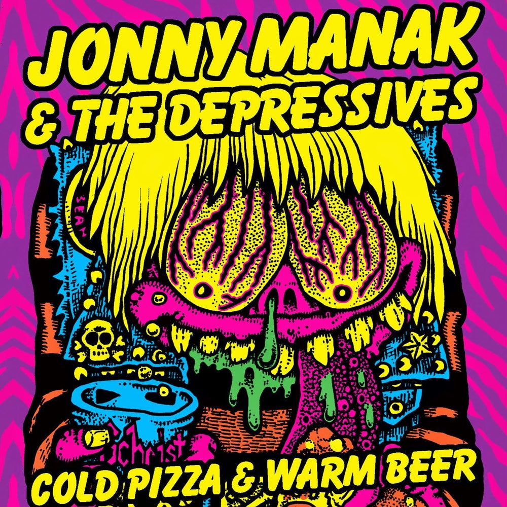 """Image of Cold Pizza and Warm Beer 12"""" Vinyl Record"""