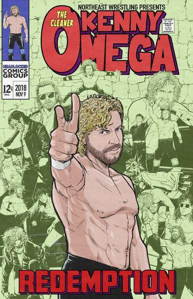 Image of Kenny Omega - Thor Mashup - NEW Exclusive