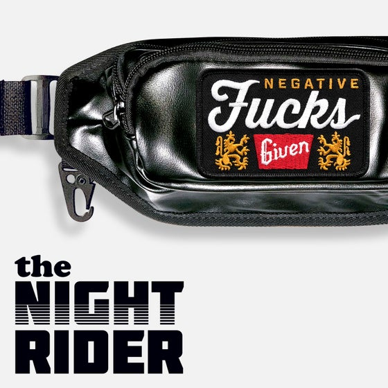 Image of THE NIGHT RIDER THUNDERPACK
