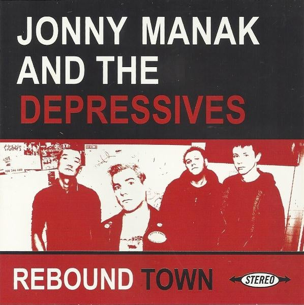 Image of Rebound Town CD