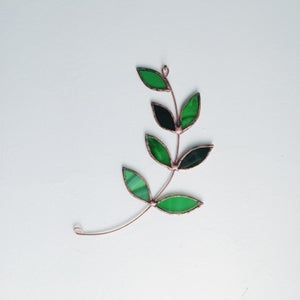 Image of Green Olive Branch - 20% of proceeds to the WHO Covid-19 Solidarity Response Fund