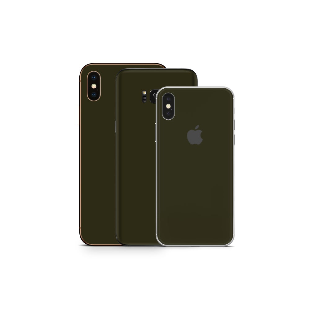 Image of 3M Olive Drab Limited Edition Skins
