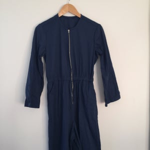 Image of Long sleeve ladies boilersuit