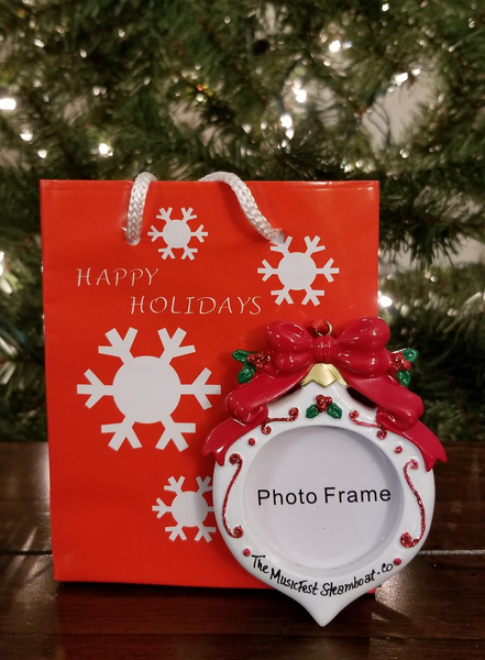 Image of Ornament Photo Frame