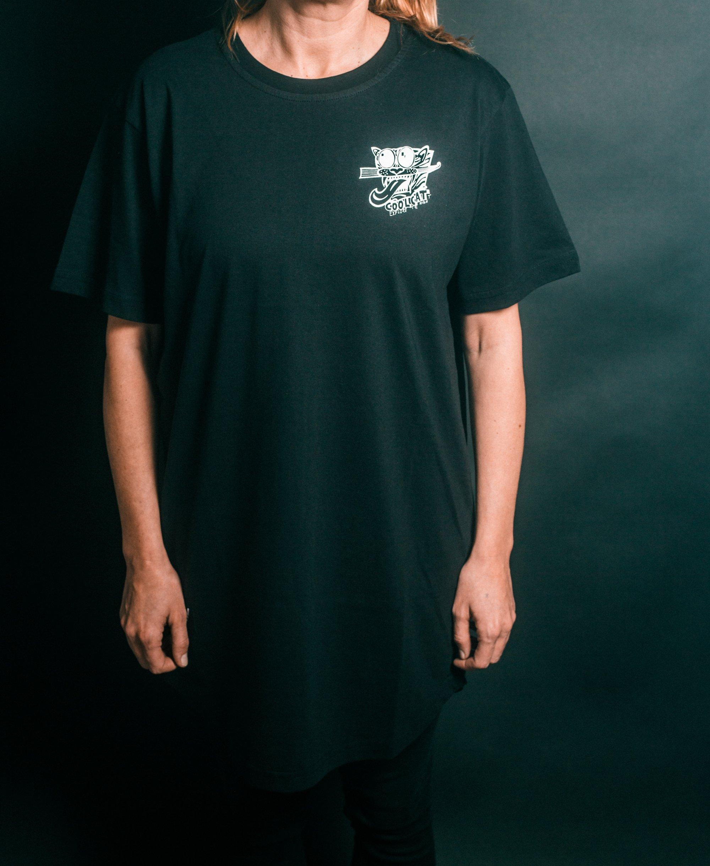 Image of YO! Cool Cat - Longshirt