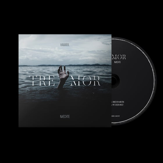 Image of Tremor Split EP Naechte x Havarii. (CD)