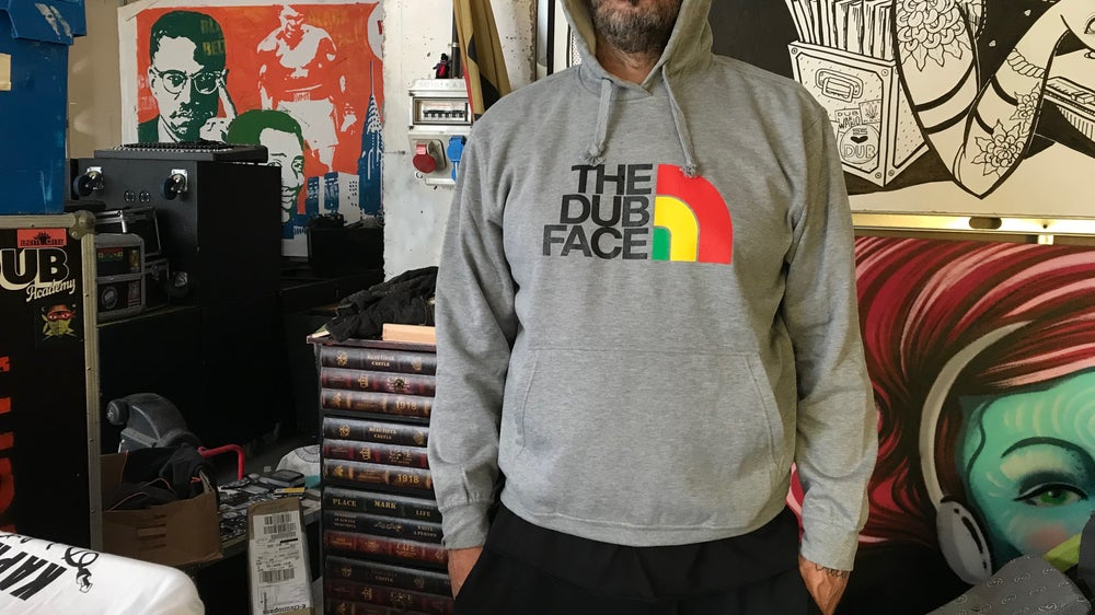 Image of THE DUB FACE - SWEATSHIRT