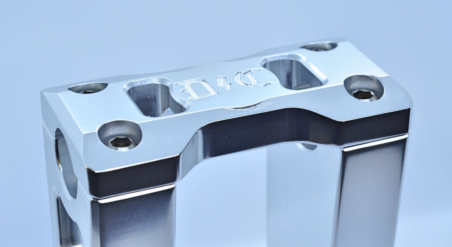 Image of Dynamite Crew Recto Risers Silver