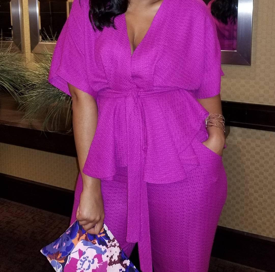 Image of Ultraviolet Tweed