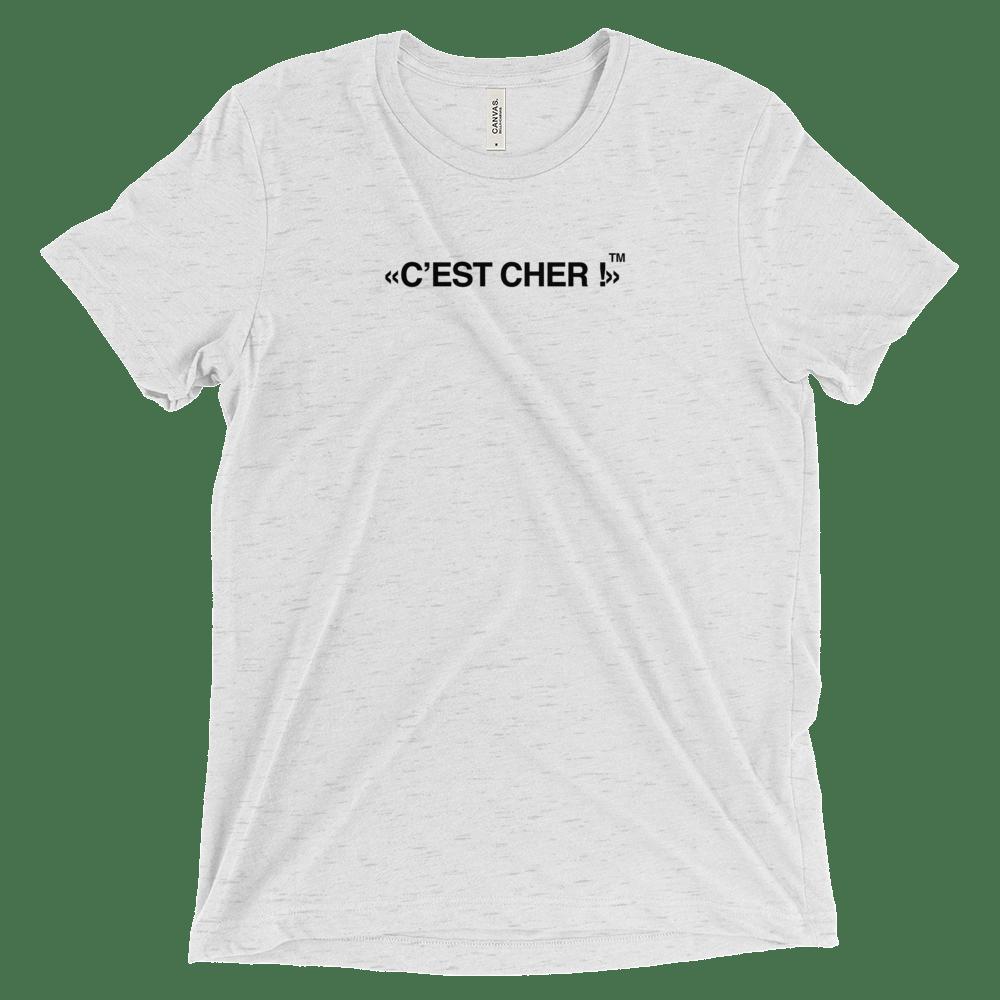 "Image of T-shirt ""C'est Cher!"" tm - Unisex"