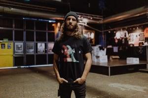 Image of Breathe T-Shirt - Black