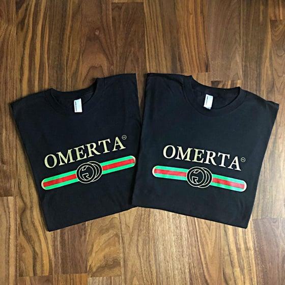 Image of 'OG' Omerta Inc. T-Shirt