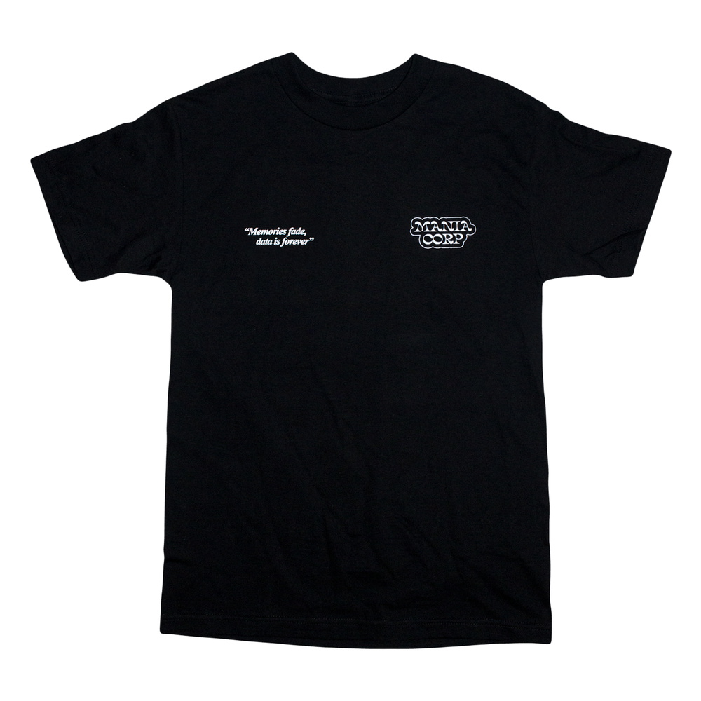 Image of 'OUT OF MEMORY' TEE