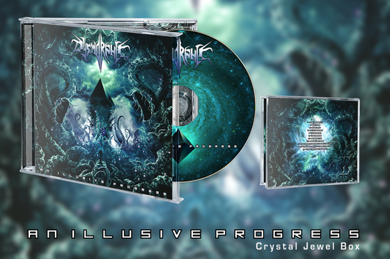Image of 'AN ILLUSIVE PROGRESS' ALBUM