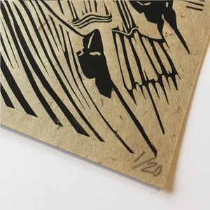 Image of Aiguille du Midi print