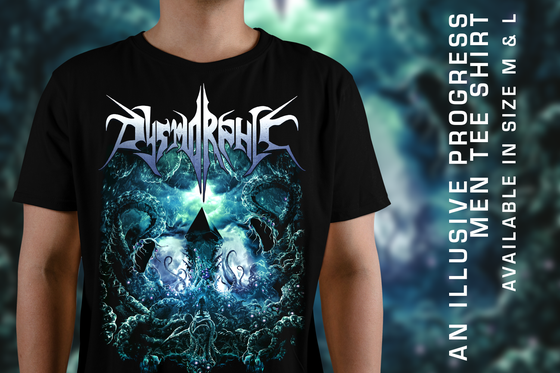 "Image of DYSMORPHIC - TEE SHIRT ""ILLUSIVE"""