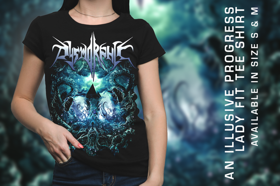 "Image of DYSMORPHIC GIRLY - ""ILLUSIVE"""