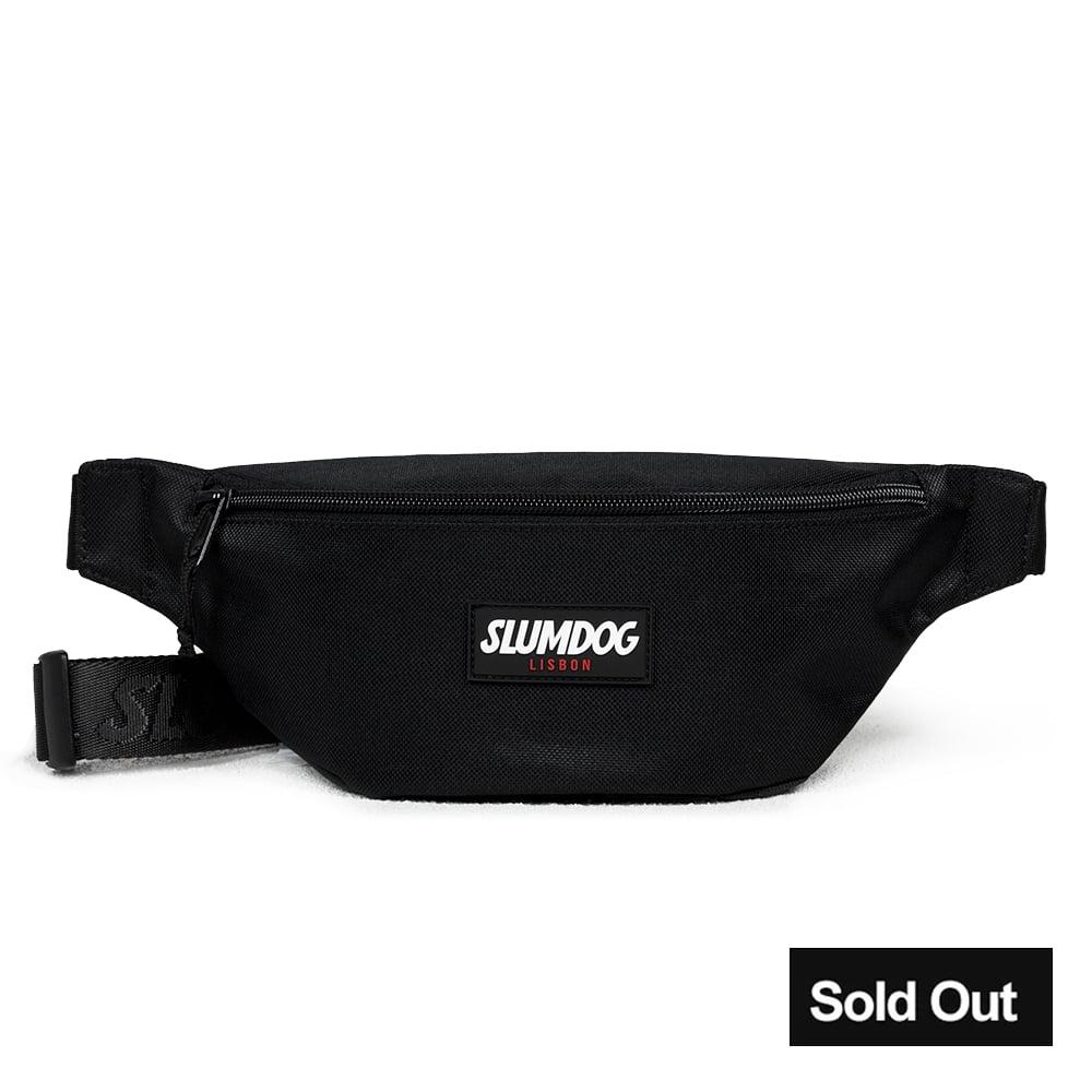 Image of WAIST BAG <br> BLACK