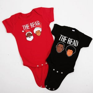 Image of The Read Holiday Onesie