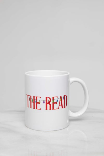 Image of The Read Holiday Mug