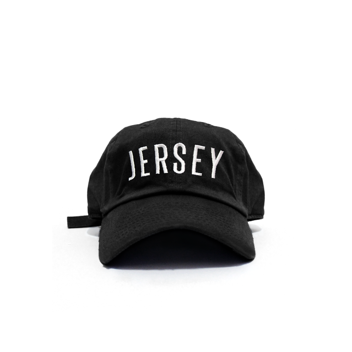 Image of Jersey Arch Hat - B/W