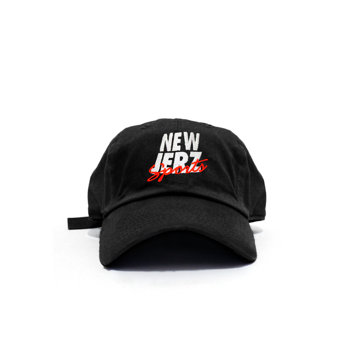 Image of New Jerz Sports Cap - Black