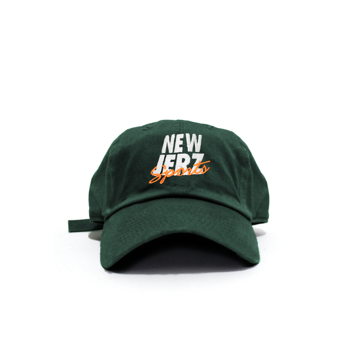 Image of New Jerz Sports Cap - Forest