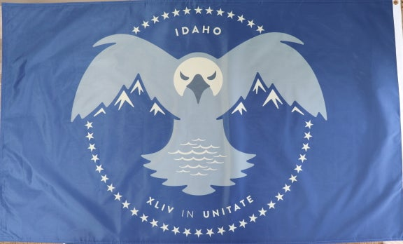 Image of 44º North® Vodka Distillery Flag 3'x5'