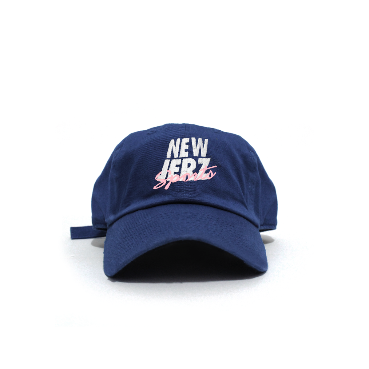 Image of New Jerz Sports Cap - Navy