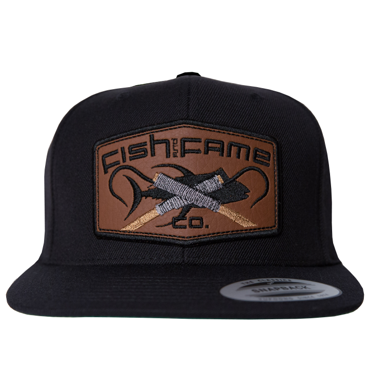 Image of Leather Originator Gaff® Snap Back (assorted)