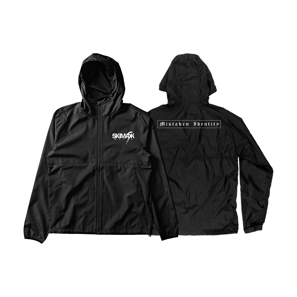 Image of SKI MASK MAFIA JACKET (ZIPPER)