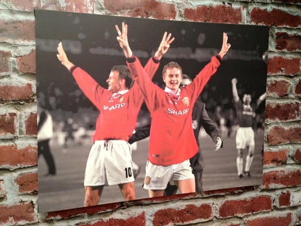 Image of Ole & Teddy 1999 final