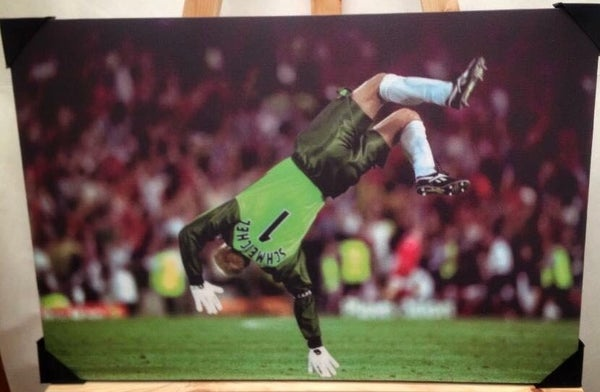 Image of Peter schmeichel 1999 final