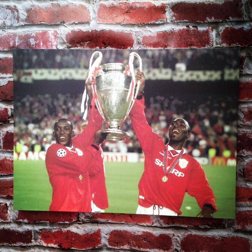 Image of Cole & Yorke 1999 final