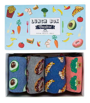 Image of Lunch Socks Box