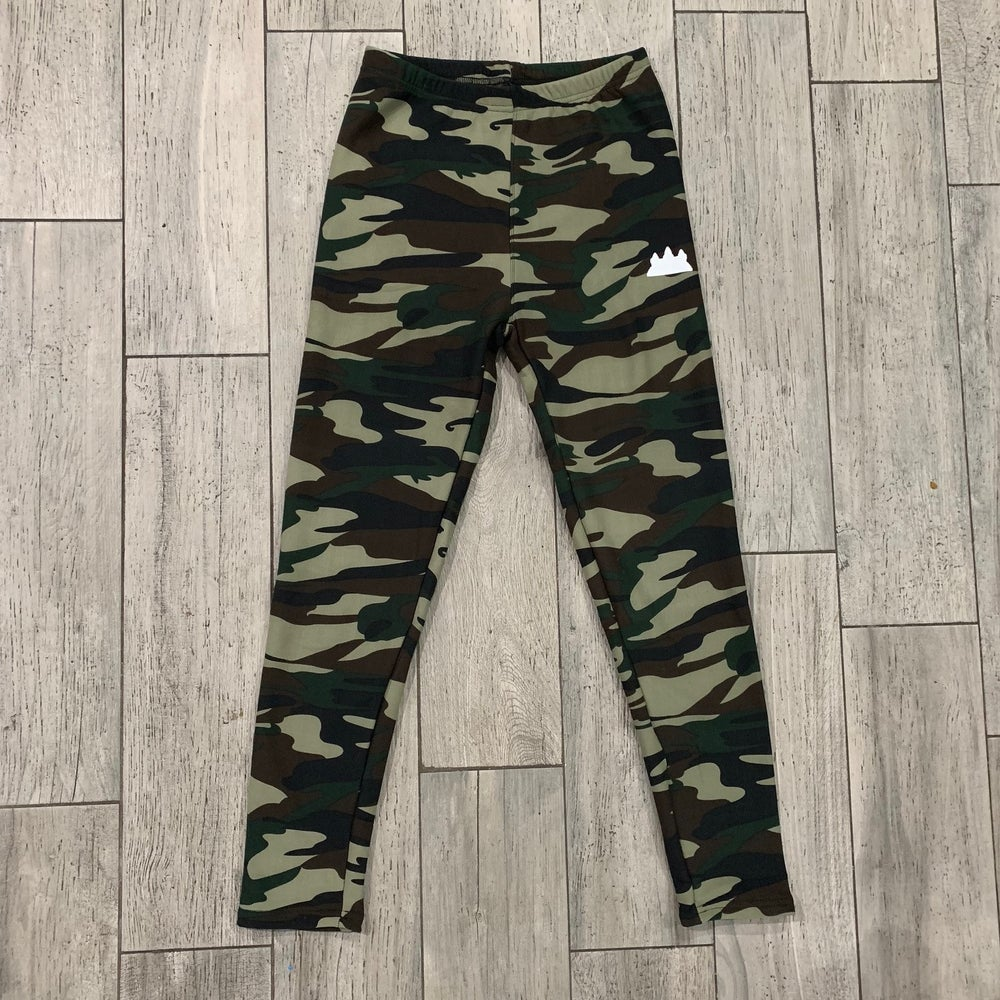 Image of Women Camo Legging