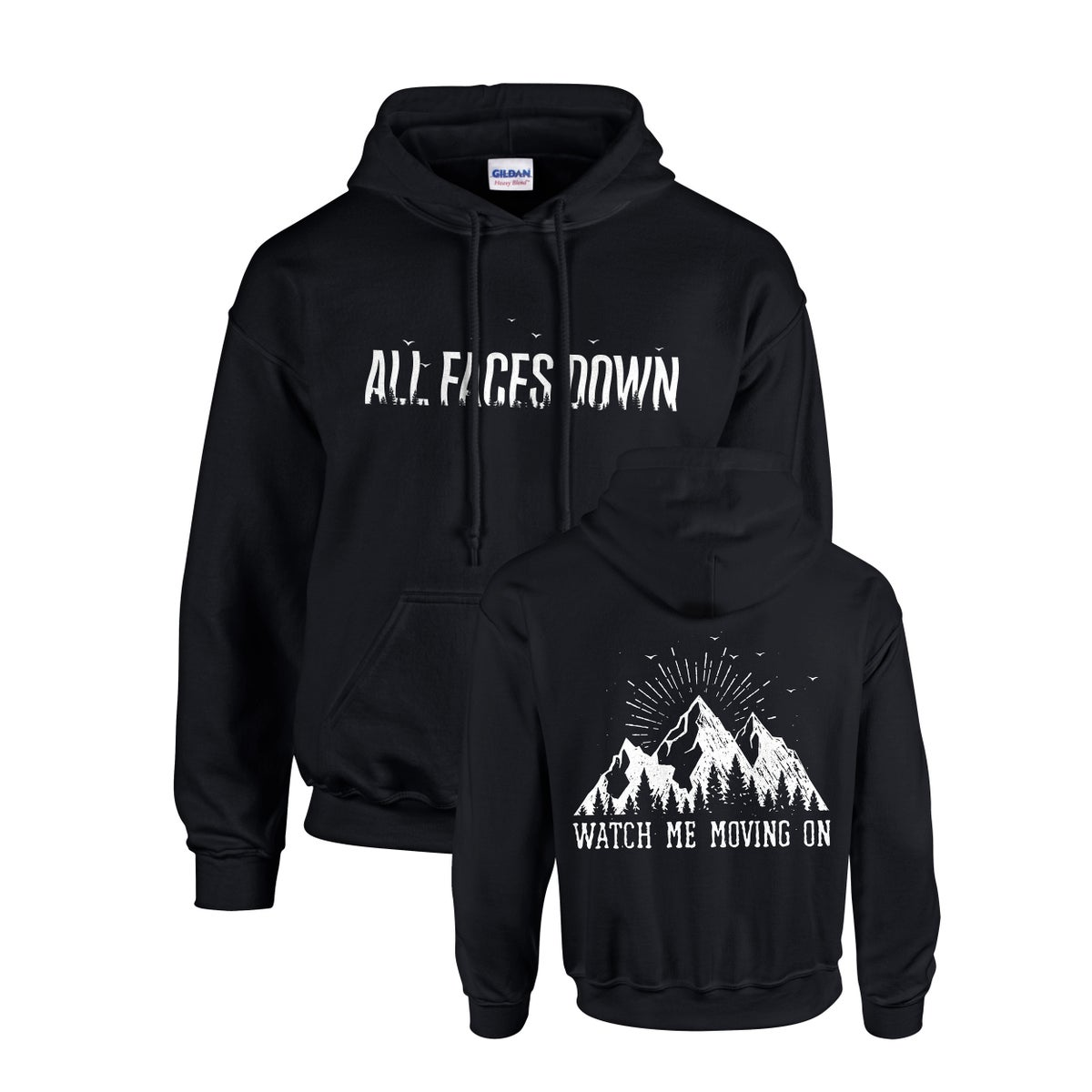 "Image of ""Mountains"" Hoodie"