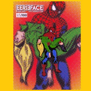 """Image of The Death of Gwen Stacy- 3"""" Enamel Pin, LIMITED"""