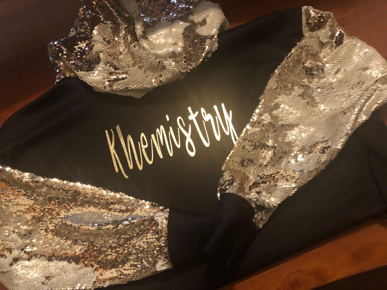 Image of Women's 'Khemistry' Hoodie
