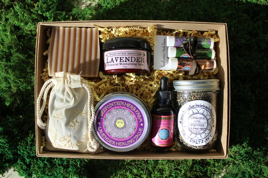 Image of Lavender Lovers Gift set