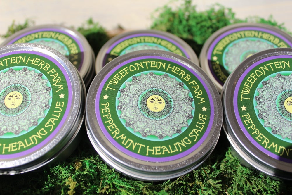 Image of PEPPERMINT Salve (4oz)