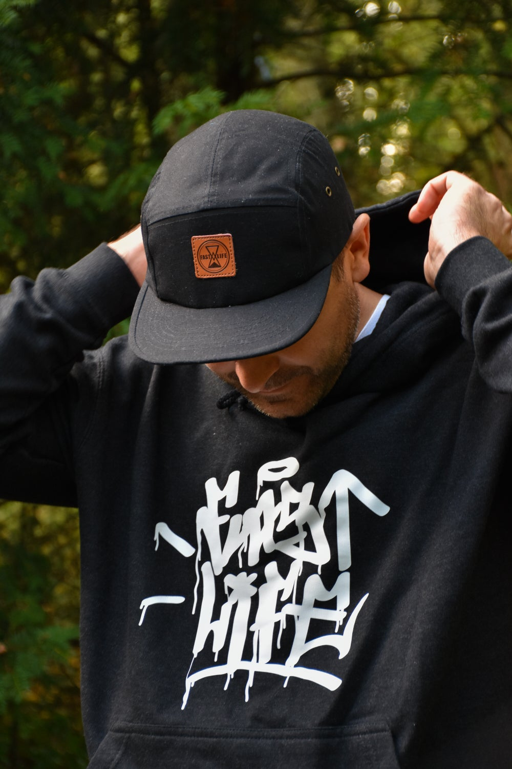 """HOODIE  """"OG SQUEEZE"""" BY FAST LIFE LABEL"""