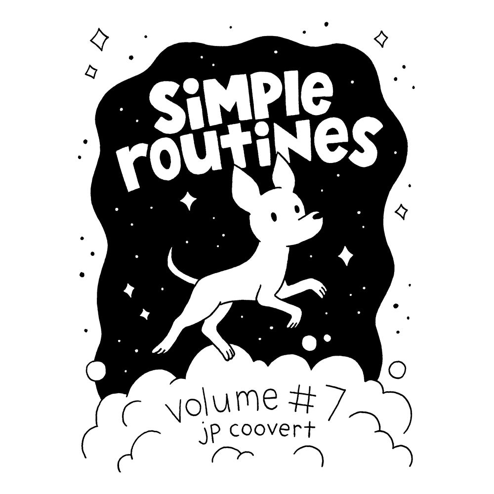 "Image of JP Coovert ""Simple Routines Volume 7"""